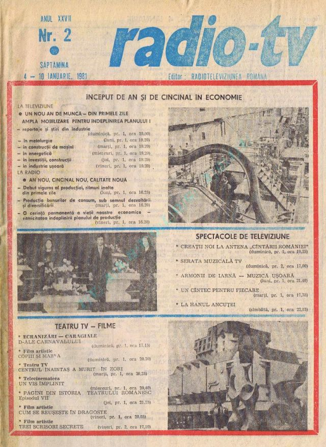 1981-01-04 Coperta 1